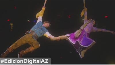 Disney One Ice llegó a Tucson en su recorrido por la costa oeste del país