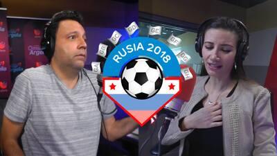 Argelia está muy triste con las predicciones de Omar para el mundial