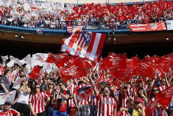 La penúltima fecha de la Liga española podía dejarnos al nuevo campeón....