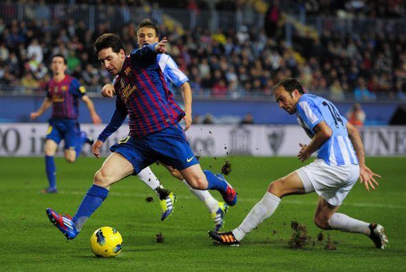 Pero el gran héroe del partido sería un argentino, saben de quién hablamos.