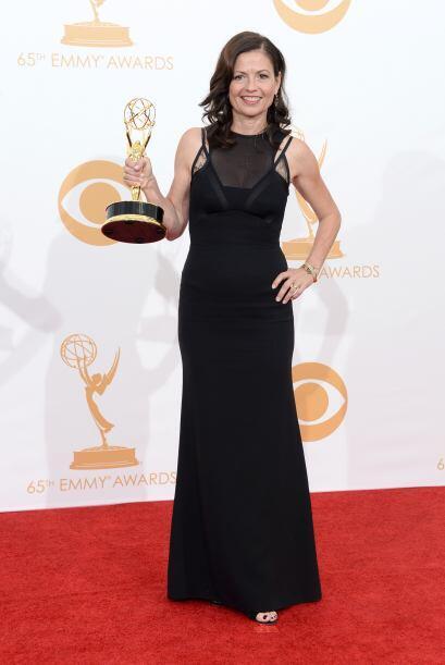 """Gail Mancuso ganó por mejor dirección en comedia por """"Modern Family"""".Mir..."""