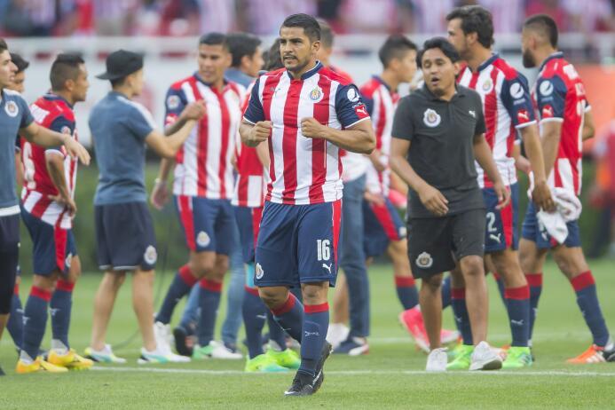 Miguel Ponce sería moneda de cambio de las Chivas en su pretención de qu...