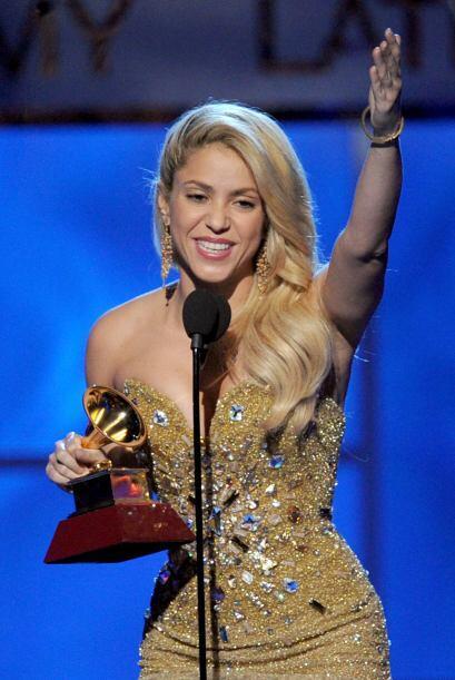 Gracias a sus numerosas nominaciones ha ganado en 12 ocasiones, coloc&aa...