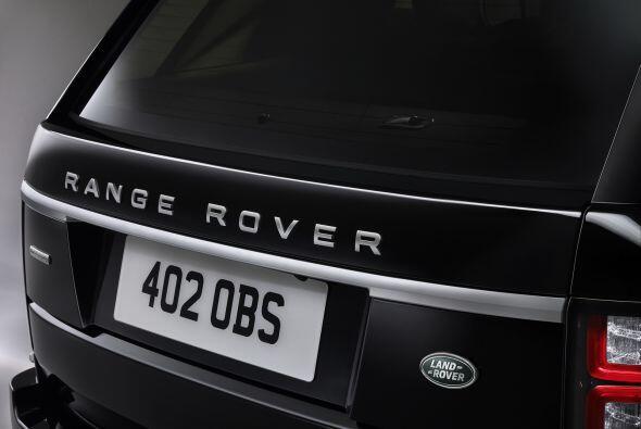 Este vehículo, basado en el Range Rover Autobiography, ofrece los máximo...