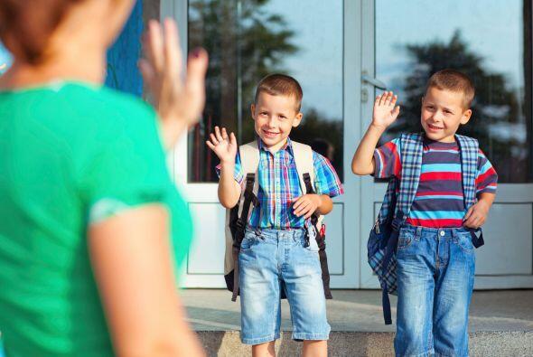 Las mamás y los papás ¡también deben prepararse para el regreso a clases...