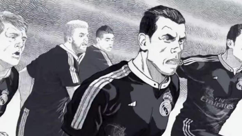 La marca que viste al Real Madrid lanzó un video espectacular del tercer...