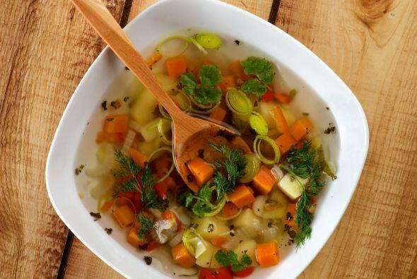 Si te gustan los vegetales asados, aquí tienes una variante para degusta...