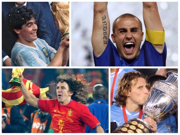 Los elegidos para determinar el futuro del sorteo del Mundial de Rusia 2...