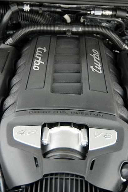 La estrella es el motor V8 biturbo que ofrece 500 caballos de fuerza y a...