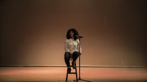 Afrolatina: words as swords