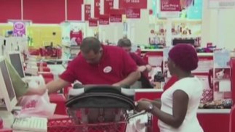 Target: falla técnica afecta cajas registradoras
