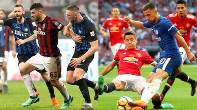 ¡Adiós fecha FIFA! Los imperdibles partidos del fin de semana de las ligas de Europa