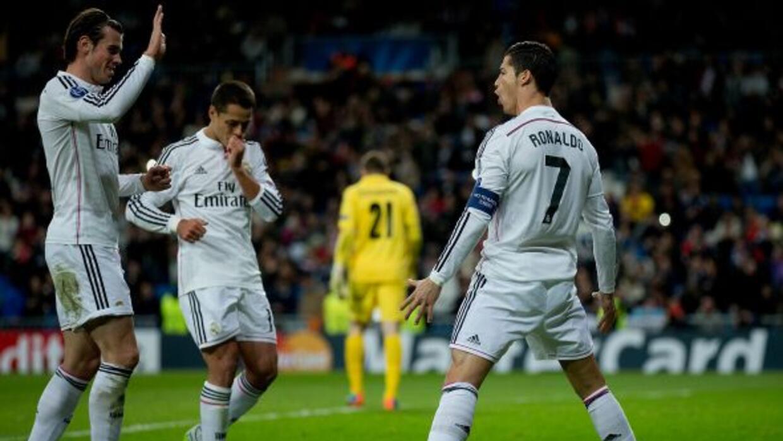 La pregunta para Ancelotti es a quién elegirá para acompañar a Cristiano...