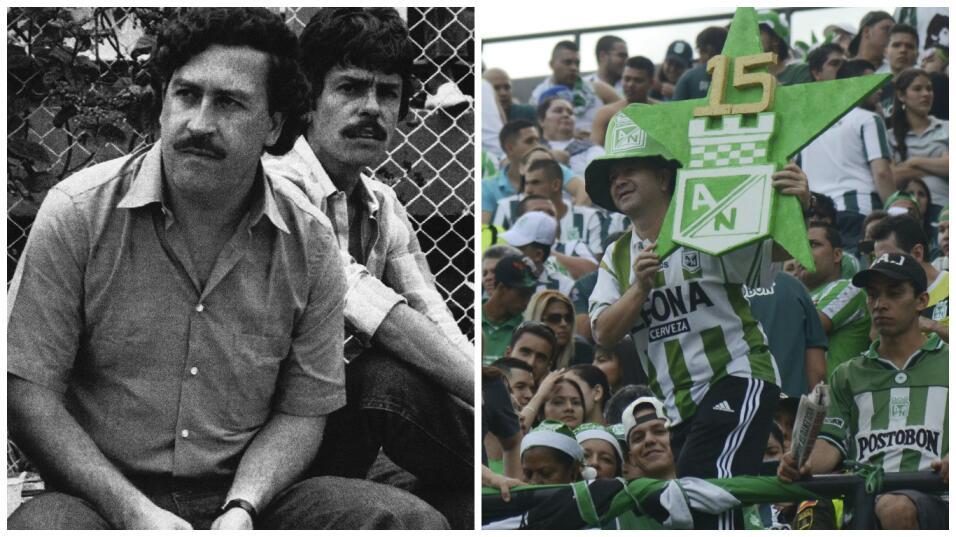 Probablemente el caso más recordado es el del Atlético Nacional de Medel...