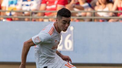 "Miguel Almirón celebra estar en el MLS All-Star Game: ""Es muy importante para mí y para mi carrera"""