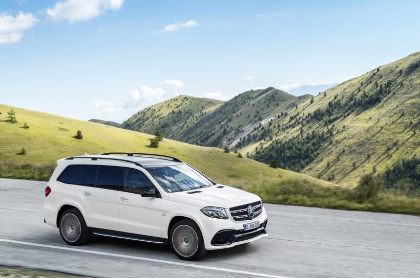 Mercedes-Benz GLS 2017