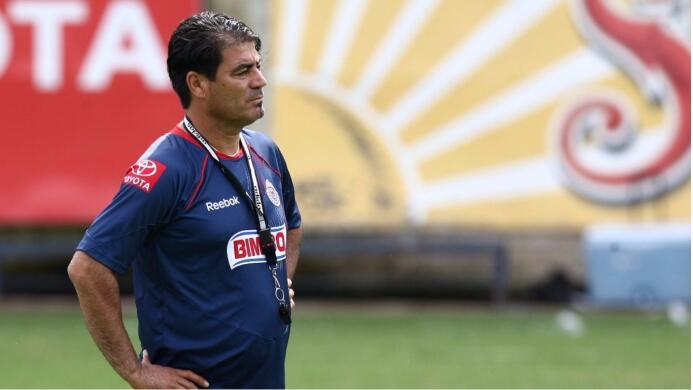 Francisco Ramírez: Llegó sustituyendo a Flores, pero fue destituido en l...