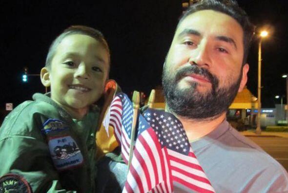 Hispanos en Estados Unidos también mostraron su alegría por la captura d...