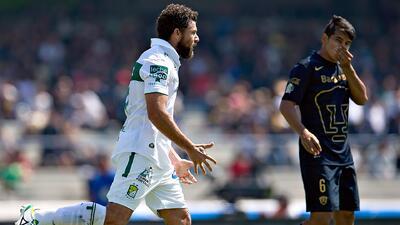 Pumas 1-3 León: Los 'Panzas Verdes' rugieron en C.U. y se llevan duelo d...
