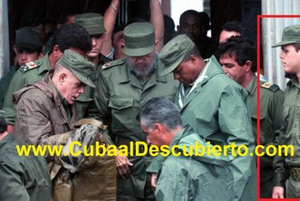 Fidel Antonio Castro Smirnov (18 de febrero de 1980), carnet de Identida...