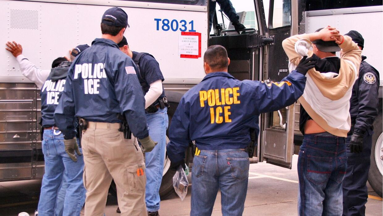 "Detenidos en operación ""Night Moves"" en Houston, Texas, en 2011."