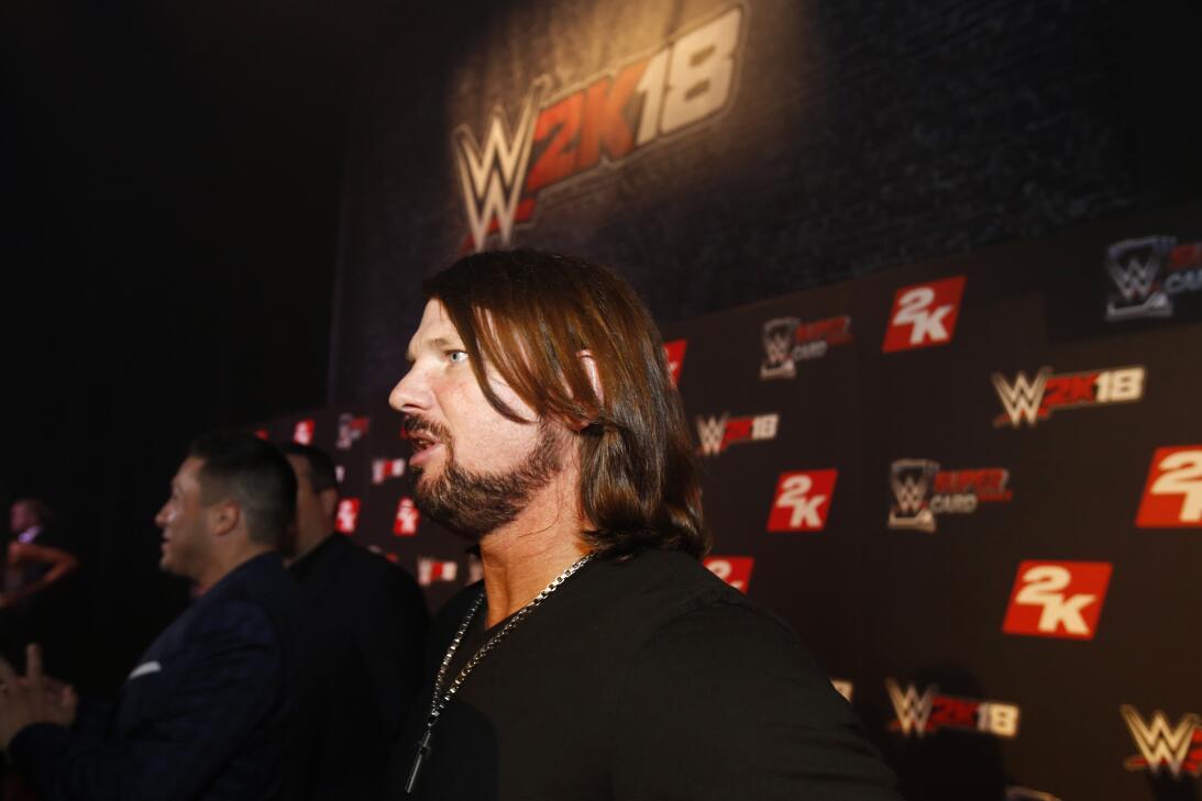 Ronda Rousey y Undertaker: íconos del Wrestlemania de WWE en 2018 ap-956...