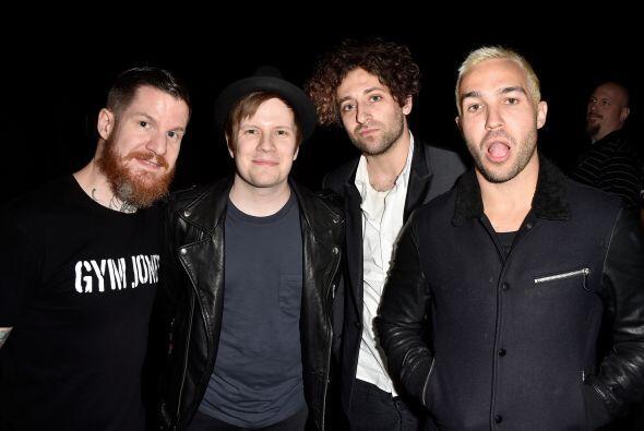 """Fall Out Boy nos traerá una presentación que nos hará recordarlos por """"C..."""