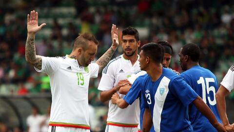 El jugador del partido: Eduardo Herrera