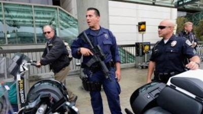 El cártel al que pertenecen no fue especificado, pero según la policía e...