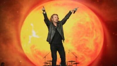 Maná alista su gira de conciertos 'Cama Incendiada'.