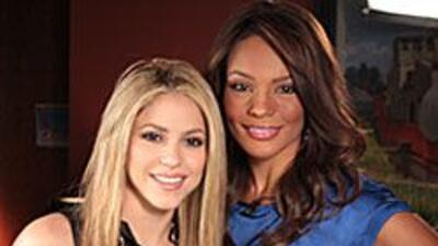 Ilia Calderón entrevistó a Shakira respecto a por qué se sintió como una...