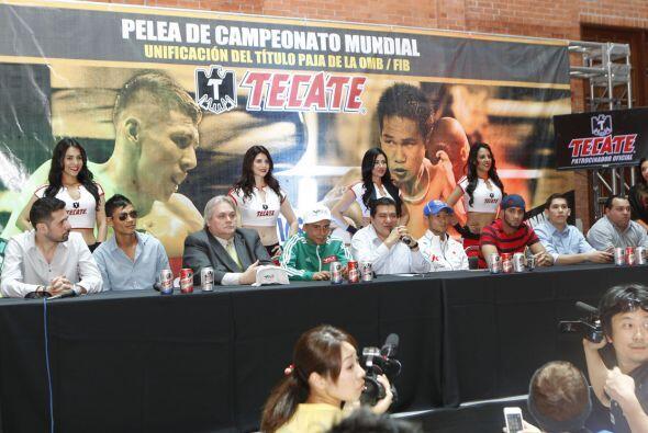 ¨El mexicano es un campeón con hambre, estará ante su gente, eso o hace...