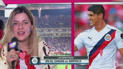 Desatadas: Las fanáticas de Chivas y del América declararon su amor por...