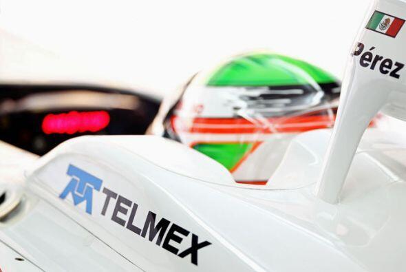 Pérez es el quinto mexicano que participa en la Fórmula 1, pero el que m...