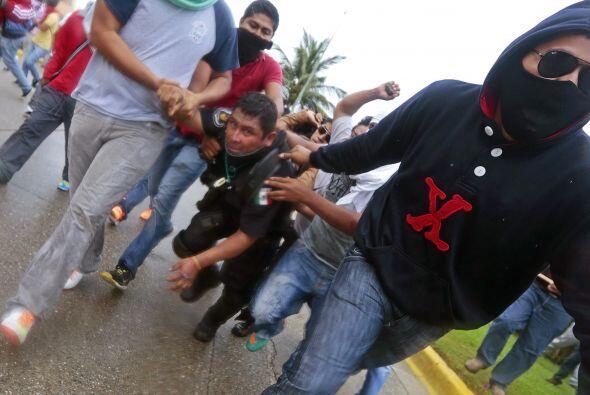 Fuentes de la Secretaría de Seguridad Pública del Gobierno de Guerrero r...