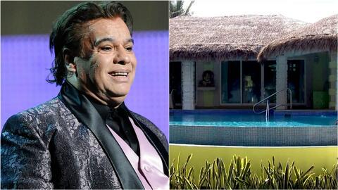 Conocimos una de las mansiones de Juan Gabriel en Cancún y tienen que ve...