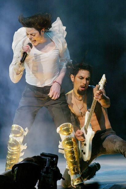 La música de Michael Jackson no podía faltar en los gustos...