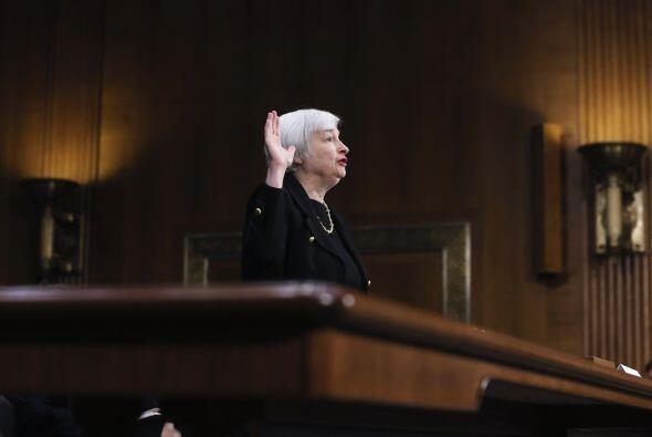 """Asimismo, consideró que la economía estadounidense sigue """"muy por debajo..."""