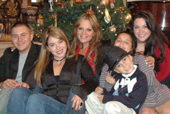 En el 2006 la 'Diva de la Banda' le abrió las puertas de su casa...