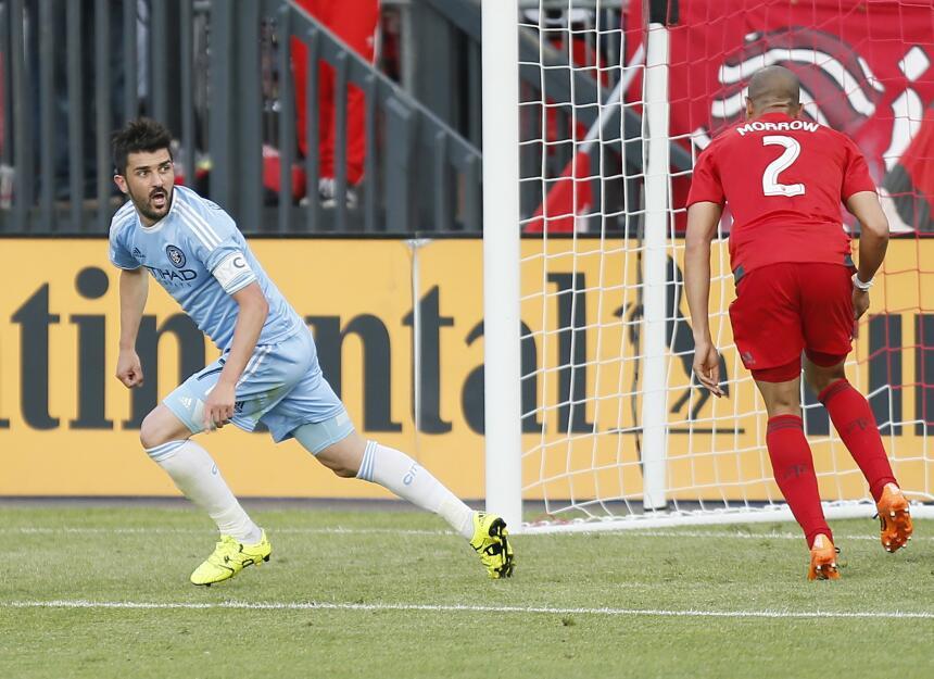 Equipo de la Jornada 16 de la MLS