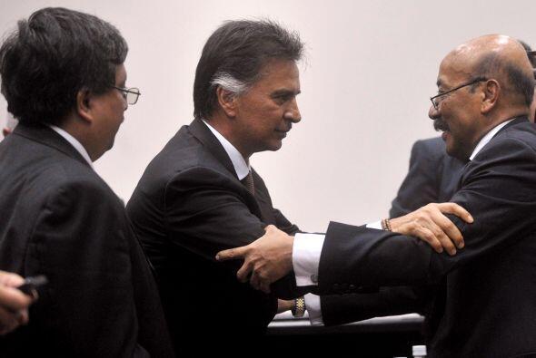 El tribunal de Guatemala también absolvió a dos ex ministr...