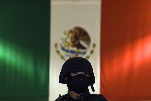 El gobierno mexicano lanzó una ofensiva militar contra el crimen organiz...