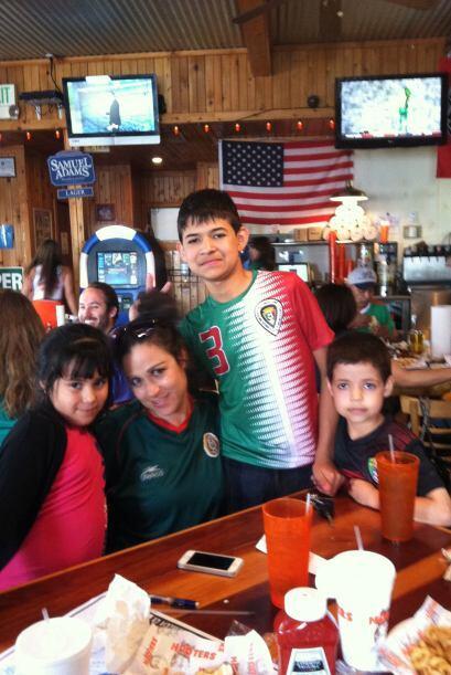 Brasil Vs México Viewing Party