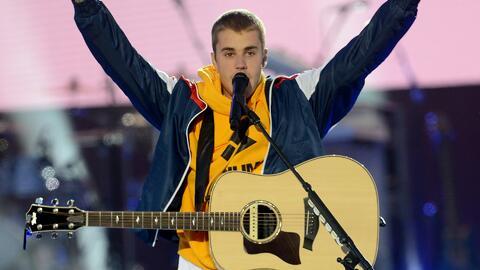 El mensaje de amor y solidaridad de Justin Bieber durante el concierto '...