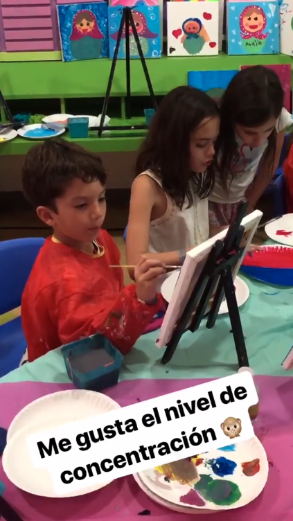 Adamari Lopez Toni Costa fiesta de cumpleaños Alaia