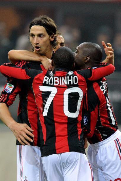 La jornada 12 de la Liga italiana se engalanó con el 'Derby della Madonn...