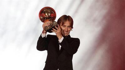 ¡Polémica! Revelan 'votación fantasma' a favor de Luka Modric en el Balón de Oro