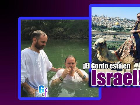 Raúl de Molina nos regala estas postales desde Israel.