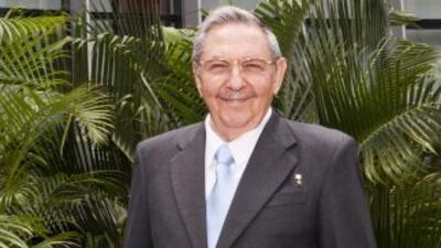 Raúl Castro recibió la noche del jueves a los senadores Patrick Leahy, d...