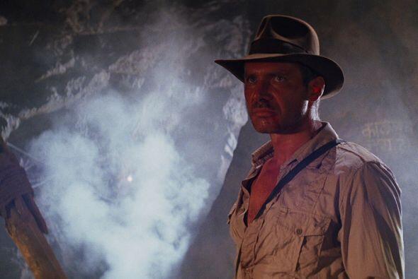 Harrison Ford se lastimó seriamente durante la filmación, y tuvo que ser...
